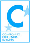 Sello compromiso excelencia europea