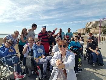 Más de 400 personas con parálisis cerebral participan en los turnos de vacaciones de verano 2016 de Confederación ASPACE